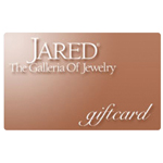 JARED THE GALLERIA OF JEWELERS<sup>®</sup> $25 Gift Card